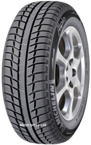 Michelin Alpin A3 Winter Tyre
