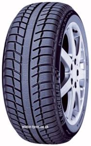 Michelin Primacy Alpin A3 Winter Tyre