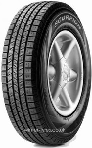 Pirelli Scorpion Ice & Snow Winter Tyre
